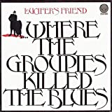Lucifer's Friend - ....Where The Groupies Killed The Blues - Vertigo - 6360 602