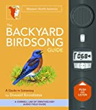 img - for The Backyard Birdsong Guide (west): Western North America (Backyard Birdsong Guides) book / textbook / text book