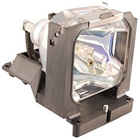 Bulb Only Original Ushio Projector Lamp Replacement for Dukane Image Pro 8805