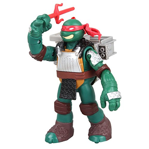 Teenage Mutant Ninja Turtles Flinger Raph Action Figure - 1