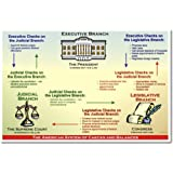 Amercan Government: System of Checks and Balances, Classroom Poster