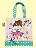 Rachel Ellen Ballerina PVC Tote Bag