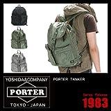 [ポーター]PORTER TANKER タンカー リュックサック L 622-09312 ブラック/10