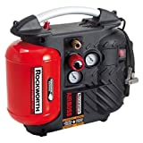 Factory-Reconditioned Rockworth RWAB1-CP 135 PSI 1.2 Gallon Air Compressor