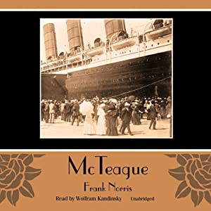 McTeague Audiobook