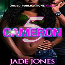 Cameron 5 Audiobook by Jade Jones Narrated by Cee Scott