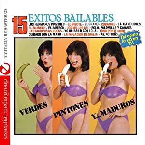 , Pintones Y Maduros (Digitally Remastered) - Amazon.com Music