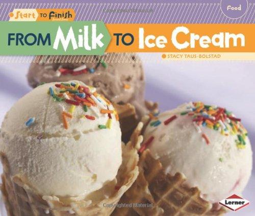From Milk to Ice Cream (Start to Finish)