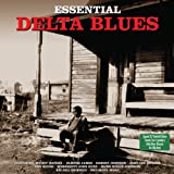 Various Artists Essential Delta Blues (180g 2LP Gatefold) [VINYL]