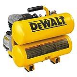 DEWALT D55153 15 Amp 1-Horsepower 4 Gallon Oiled Twin Hot Dog Compressor (Tamaño: 17.875 X 20 X 18.5)