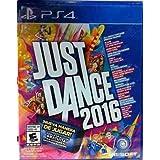 Just Dance 2016 - Game Audio in English - Menu En Español / Em Português - PS4