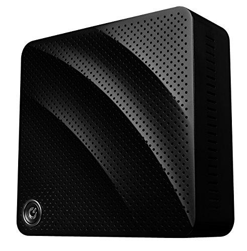 MSI CUBI N-020BEU 1.6GHz N3710 BGA1170 0.6L sized PC Negro - Barebón (Intel® Pentium®, N3710, Intel, SSD, HD Graphics 405, mSATA)