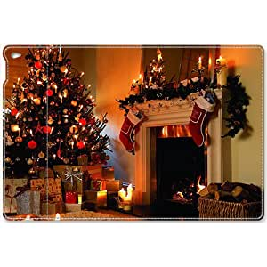 Ipad air 2 case photo decorative christmas Decorative fireplace covers