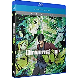 Dimension W: Season One [Blu-ray]