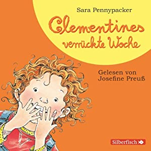 Clementines verrückte Woche (Clementine 4) Hörbuch
