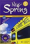 Anglais 5e New Spring (1CD audio)