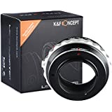 K&F Concept Lens Mount Adapter Nikon G Lens to Micro 4/3 M4/3 Mount Adapter GF2 GF3 G2 G3 GH2 E-PL3 PM1