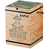 Kapla 280 Wooden Box with Green Book