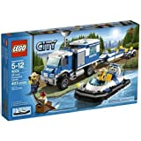 LEGO City Off Road Command Centre - 4205