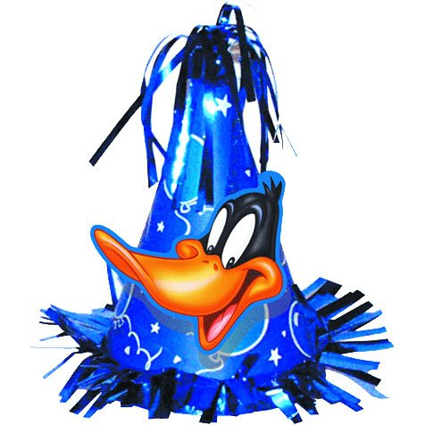 Daffy Party Hat Weight 6 Oz. ( - 1