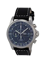 Glycine Men's 3867-19-LB9 Incursore Chronograph Watch