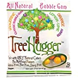 Tree Hugger All Natural Bubble Gum, Citrus Berry, 2 Ounce (Pack of 12)