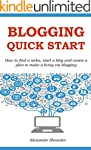 BLOGGING  QUICK START: How to find a...
