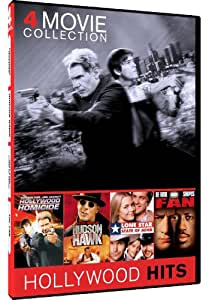 Hollywood Homicide/Hudson Hawk/Lone Star State of Mind/The Fan - 4-pack