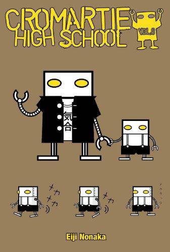 Cromartie High School Volume 8: v. 8