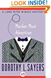 Murder Must Advertise (The Lord Peter Wimsey Mysteries)