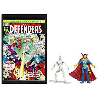 Silver Surfer & Doctor Strange Figure 2-pack