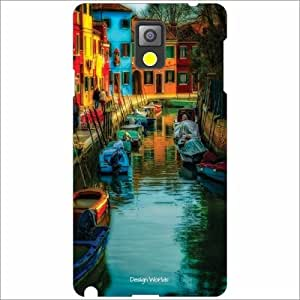 Design Worlds - Samsung Galaxy Note 3 N9000 Designer Back Cover Case - Mult...