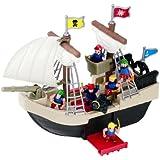 Redbox Pirate Ship Play Set (23 Pieces)