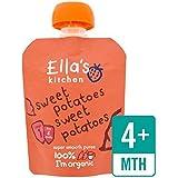 Ella's Kitchen Organic Sweet Potatoes, Sweet Potatoes, Sweet Potatoes 70g