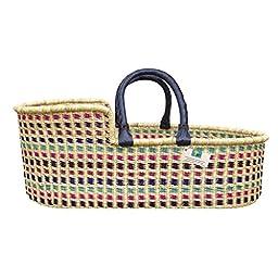 Moses Basket-The Bilia Bassinet