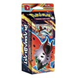 Solar Strike Plasma Blast Black and White Pokemon Trading Card Game Theme Deck