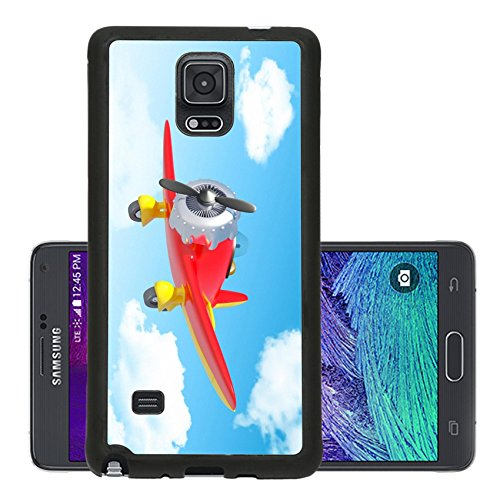 luxlady-premium-samsung-galaxy-note-4-aluminum-backplate-bumper-snap-case-image-id-34262086-red-vint