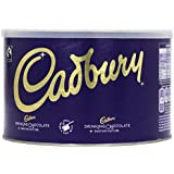 Cadbury Fair Trade Drinking Chocolate 1KG  (Pack of 3 total weight 3KG)