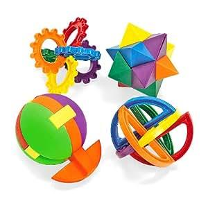 Fun Express Fun Express Plastic Puzzle Balls