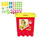 Playskool Clipo Big Bucket 50pcs
