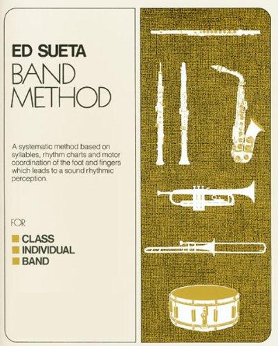 M-101CD Ed Sueta Band Method Flute Book 1 BK/CD