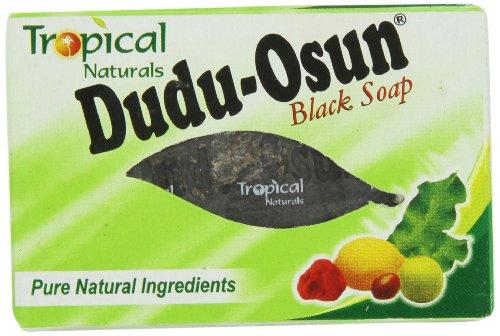 Dudu Osun Black Soap, 6-Count, 150g