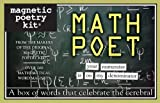 Math Poet: Magnetic Poetry Kit
