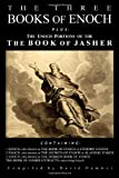 img - for The Three Books of Enoch, Plus the Enoch Portions of the Book of Jasher book / textbook / text book