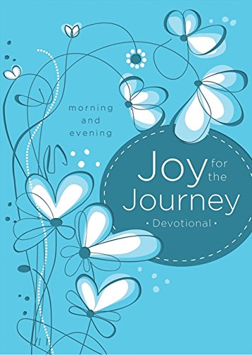 Joy for the Journey Morning and Evening [Thomas Nelson] (Tapa Dura)