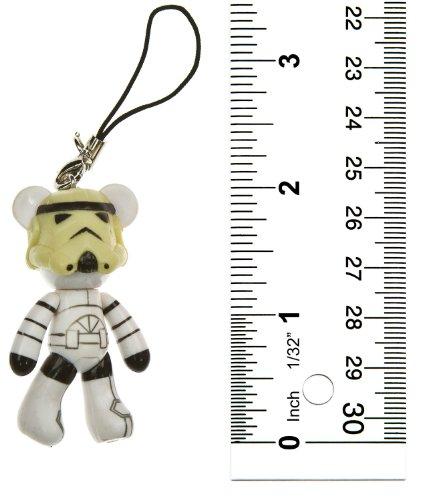 "Popobe Stormtrooper: Popobe ~2"" Mini-Figure Charm Series - 1"