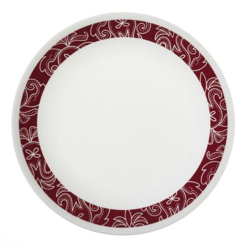 Corelle Bandhani Lunch Plate - 6 piece set