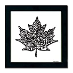 Maple Leaf Pen & Ink