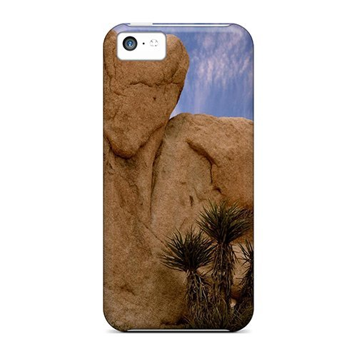 For Iphone 5c Fashion Design Rock Heart In Joshua Tree Np Case-gakusTq1735VdoIZ