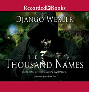 The Thousand Names | [Django Wexler]